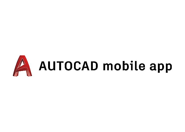 AutoCAD mobile app Premium - Subscription Renewal (3 years) - 1 seat