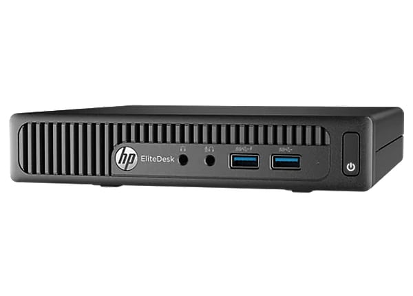 HP EliteDesk 705 G3 Desktop Mini A6-8570 4GB 128GB