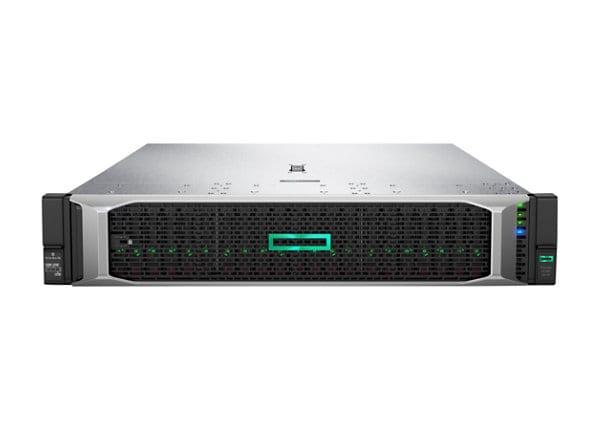 HPE ProLiant DL380 Gen10 - rack-mountable - no CPU - 0 GB - 0 GB