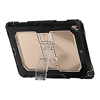 Speck Rugged Clear Case - protective case - back cover for tablet