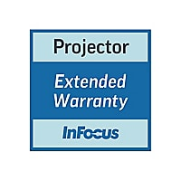 InFocus Extended Product Warranty extended service agreement - 2 years