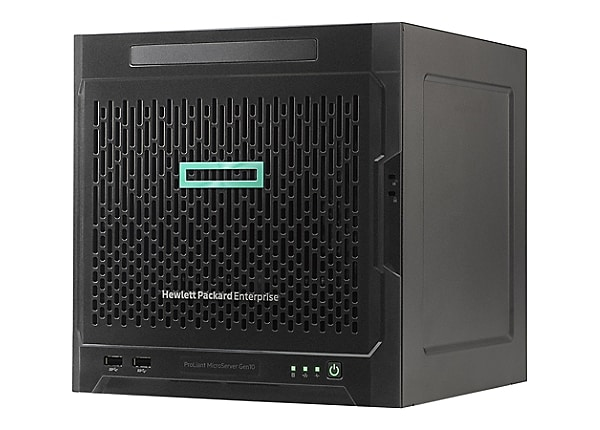 HPE ProLiant MicroServer Gen10 Entry - ultra micro tower - Opteron X3216 1
