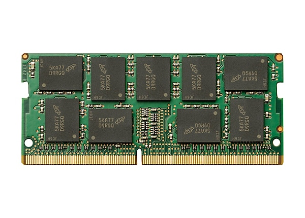 HP - DDR4 - 32 GB - DIMM 288-pin - registered