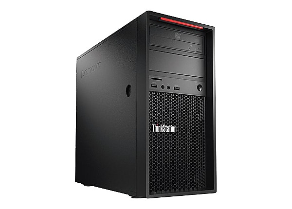 Lenovo ThinkStation P520c - tower - Xeon W-2133 3.6 GHz - 16 GB - 512 GB