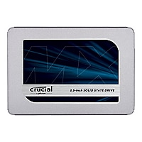 Crucial MX500 - solid state drive - 2 TB - SATA 6Gb/s