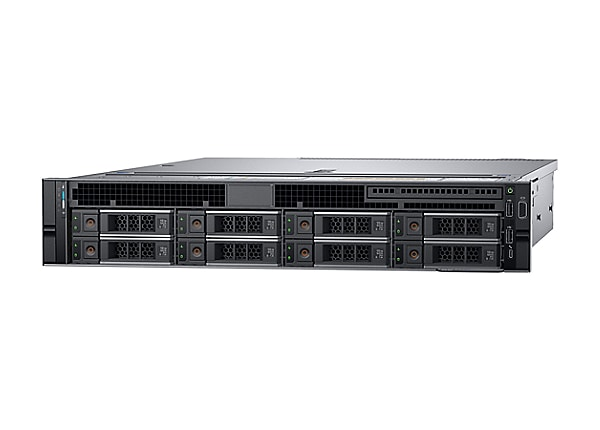 Dell EMC PowerEdge R540 - rack-mountable - Xeon Bronze 3106 1.7 GHz - 8 GB