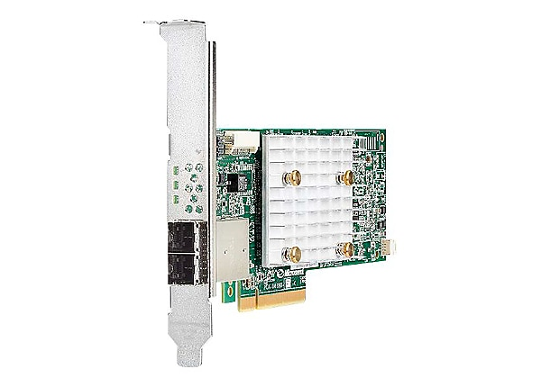 HPE Smart Array P408e-p SR Gen10 - storage controller (RAID) - SATA 6Gb/s /