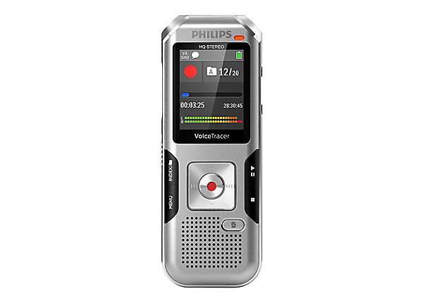 Philips Voice Tracer DVT4010 - voice recorder