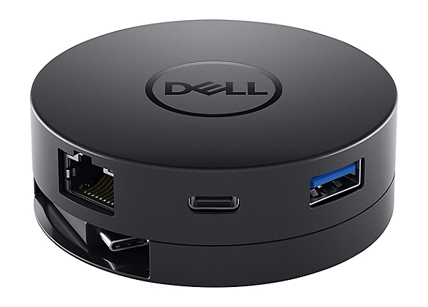 Dell Mobile Adapter DA300 - Port Replicator - VGA