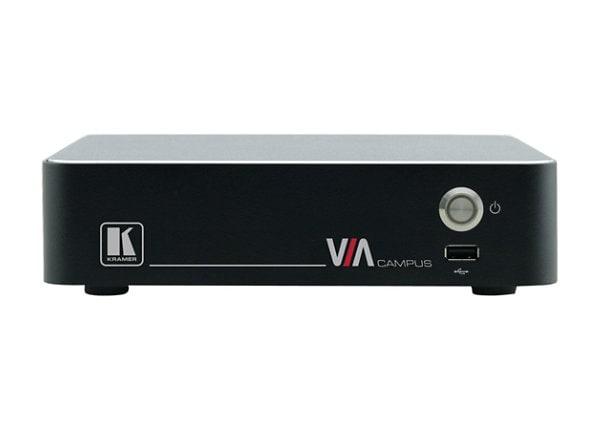 Kramer VIA Campus - presentation server - with 4 x Kramer VIA Pad