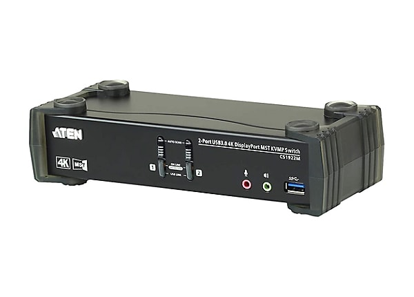 ATEN CS1922M - KVM / audio / USB switch - 2 ports