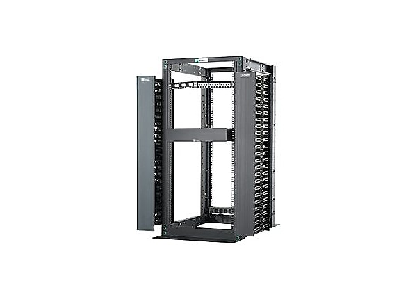 Panduit Industrial Automation rack - 24U