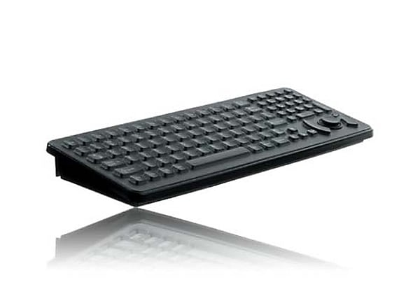 iKey Military Grade Mobile Keyboard with HulaPoint