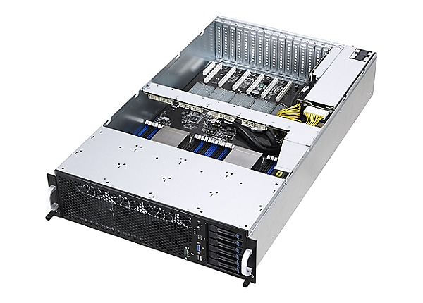 ASUS ESC8000 G3 - rack-mountable - no CPU - 0 MB - 0 GB