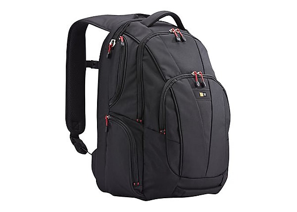 "Case Logic 15.6"" Laptop + Tablet Backpack notebook carrying backpack"