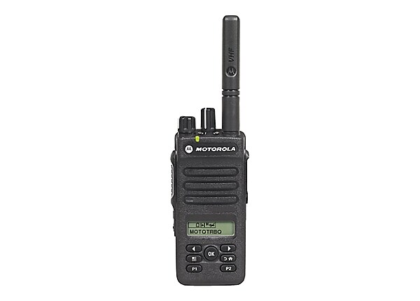 Motorola MOTOTRBO XPR 3500e two-way radio - VHF