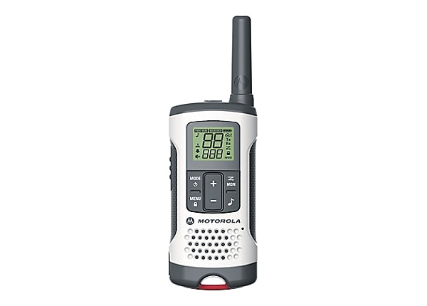 Motorola Talkabout T260 two-way radio - FRS/GMRS