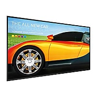 "Philips 86BDL3050Q Q-Line - 86"" Class (85.6"" viewable) LED display - 4K"