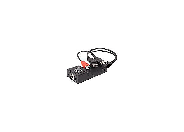 AdderLink INFINITY ALIF100T-DP - KVM / audio / USB extender