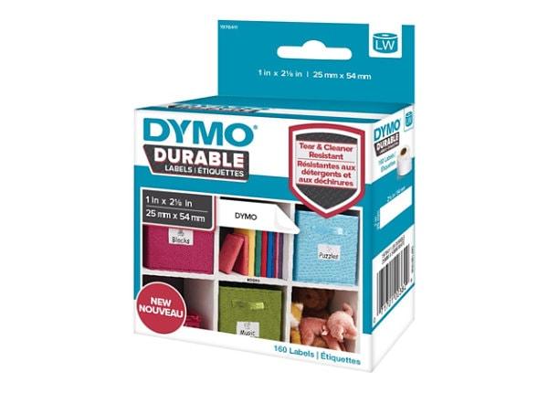 DYMO LabelWriter Address - labels - 160 label(s) - 0.98 in x 2.13 in