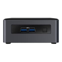 Intel Next Unit of Computing Kit NUC7i5DNKE - mini PC - Core i5 7300U 2.6 G