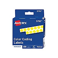 Avery - self-adhesive color-coded label