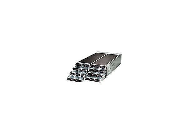 Supermicro SuperServer F618R2-RC1PT+ - rack-mountable - no CPU - 0 MB - 0 G