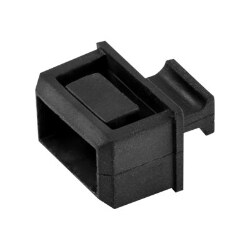 StarTech.com SFP Dust Covers 10pk - Fiber Optic Dust Caps - SFP Port Cover