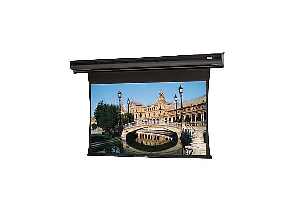 Da-Lite Tensioned Contour Electrol Wide Format - projection screen - 137 in