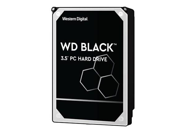 WD Black WD4005FZBX - disque dur - 4 To - SATA 6Gb/s