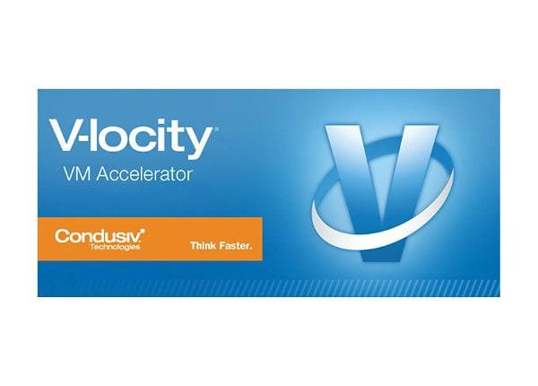V-locity (v. 6) - maintenance (1 year) - 1 dual sockets host