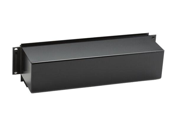 Black Box Elite QuietCab Cable Entry Box - cable management box