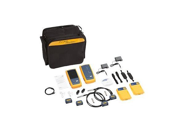 Fluke DSX CableAnalyzer DSX2-8000 - network tester kit