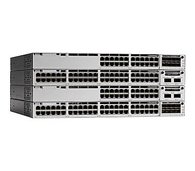 Cisco Catalyst 9300 Network Essentials 48-Port Switch with UPOE