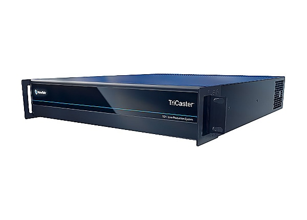 NewTek TriCaster TC1 - video production system