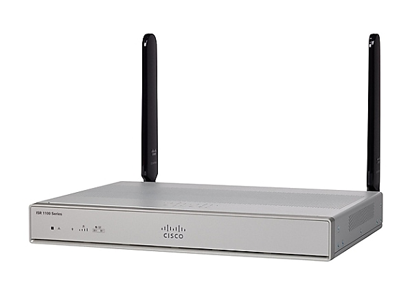 Cisco Integrated Services Router 1111 - router - 802.11a/b/g/n/ac Wave 2 -