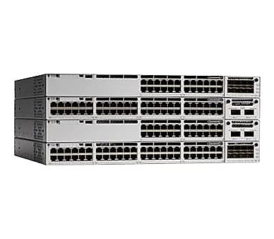 Cisco Catalyst 9300 Network Advantage 24-Port Switch with UPOE