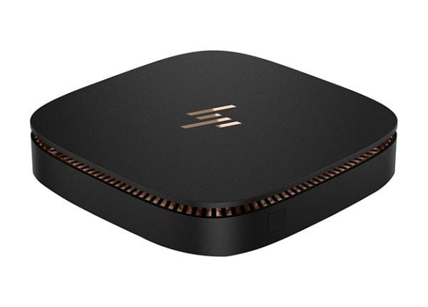 HP Elite Slice - USFF - Core i5 7500T 2.7 GHz - 8 GB - 128 GB - US