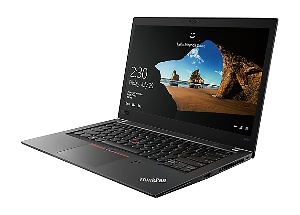 Lenovo FRENCH CTO TP T480S 16GB 512GB