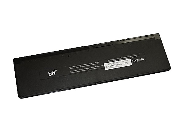 BTI DL-E7240 - notebook battery - Li-pol - 3400 mAh