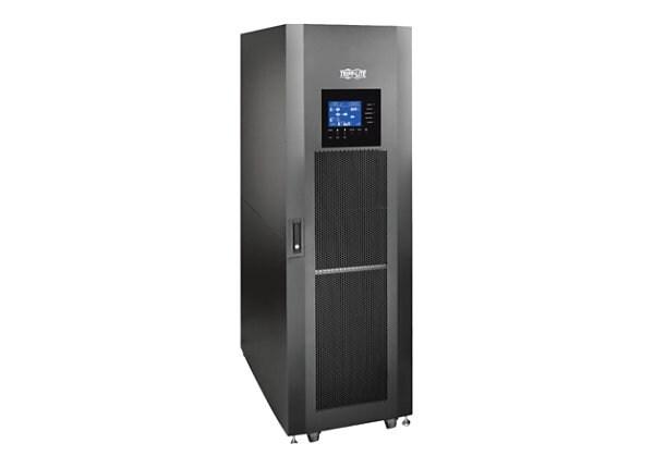 Tripp Lite 30kVA Smart Online 3-Phase UPS 400/230V Medium Frame 5 Batteries