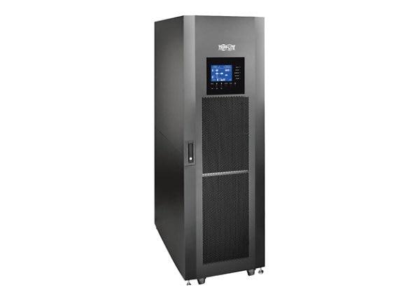 Tripp Lite 60kVA Smart Online 3-Phase UPS 400/230V Medium Frame 3 Batteries
