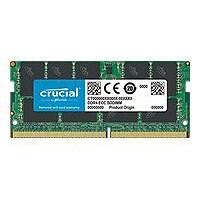 Crucial - DDR4 - 16 GB - SO-DIMM 260-pin - unbuffered