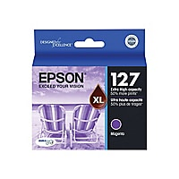 Epson 127 - magenta - original - ink cartridge