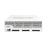 Fortinet FortiGate 3800D-DC - UTM Bundle - security appliance - with 3 year