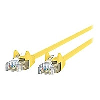 Belkin 14ft Yellow Cat6 Snagless Patch Cable UTP 550MHz - Yellow 14'