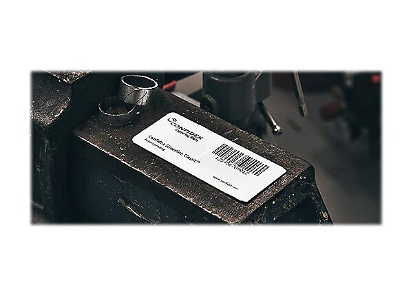 Zebra Confidex Silverline Classic M4QT FCC - RFID labels - 500 pcs. - 3.94