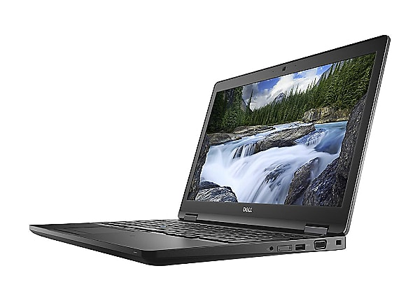 "Dell Latitude 5590 with 1Y ProSupport - 15.6"" - Core i5 8350U - 8 GB RAM -"