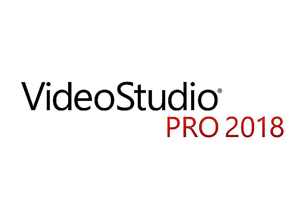 Corel VideoStudio Pro 2018 - media
