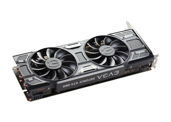 EVGA GeForce GTX 1060 SSC Gaming ACX 3.0 - graphics card - GF GTX 1060 - 3
